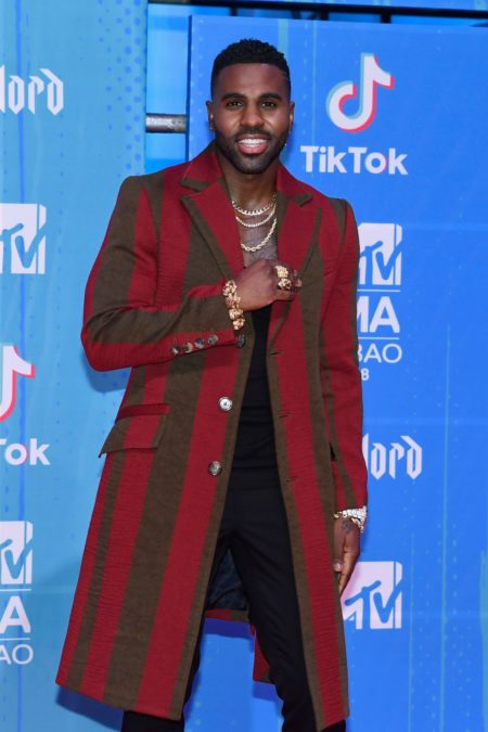 Jason DeRulo - 11/18 - Getty Images