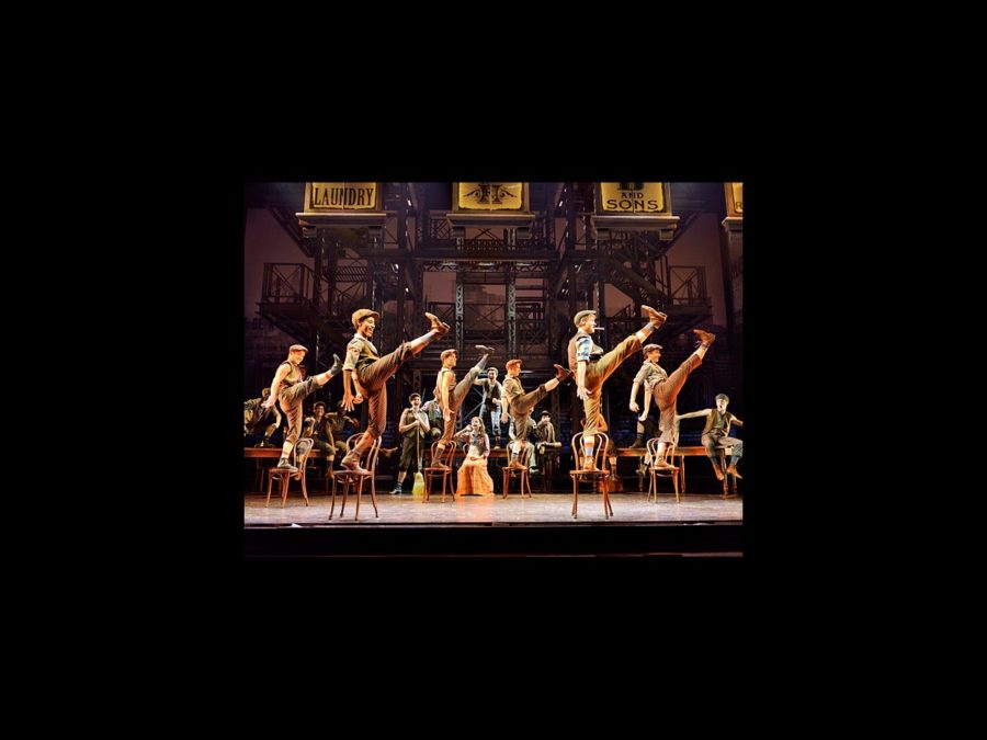 TOUR - Newsies - NOS - wide - 11/14