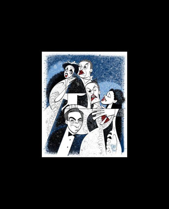 Broadway Ink - Phantom 25