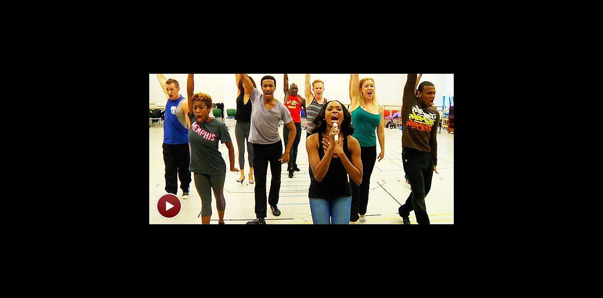Video Still - Memphis Rehearsal