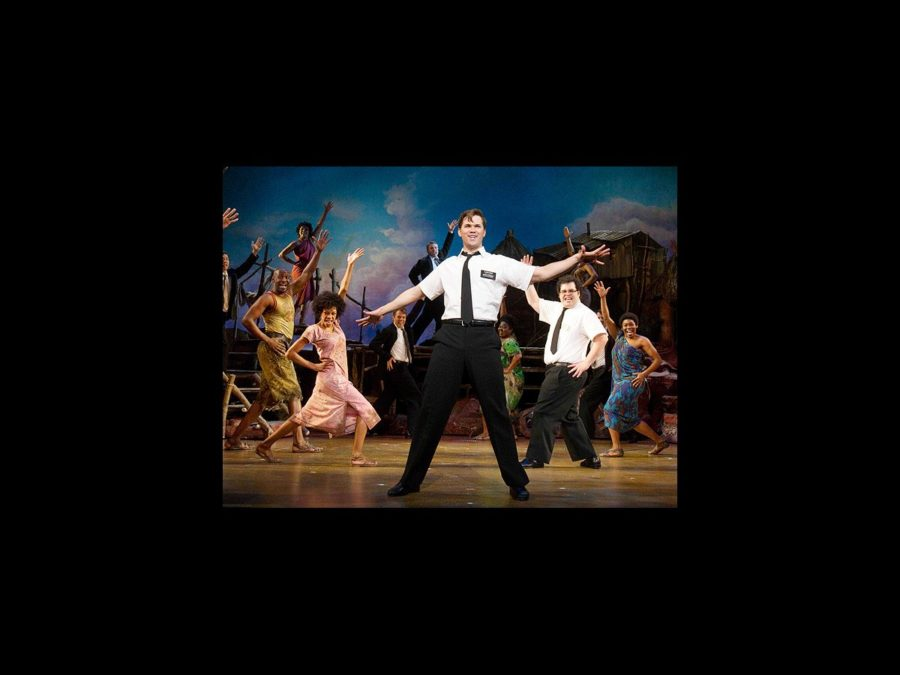 PS - The Book of Mormon - Andrew Rannells - Josh Gad - wide - 12/11