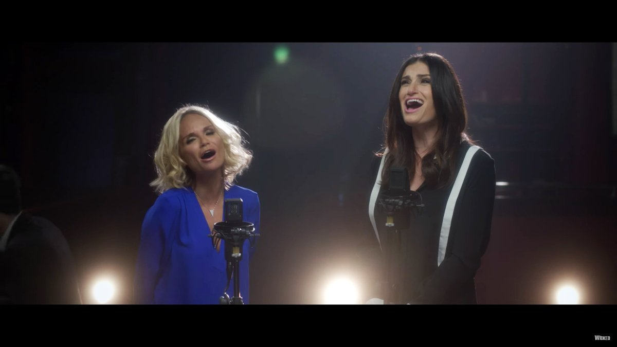 WI - Kristin Chenoweth - Idina Menzel - Out of Oz - 5/16