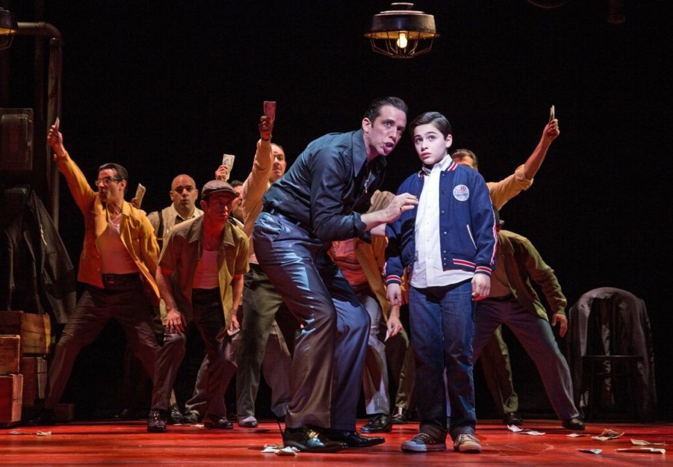 PS- A Bronx Tale - photo - Matthew Murphy - 5/16