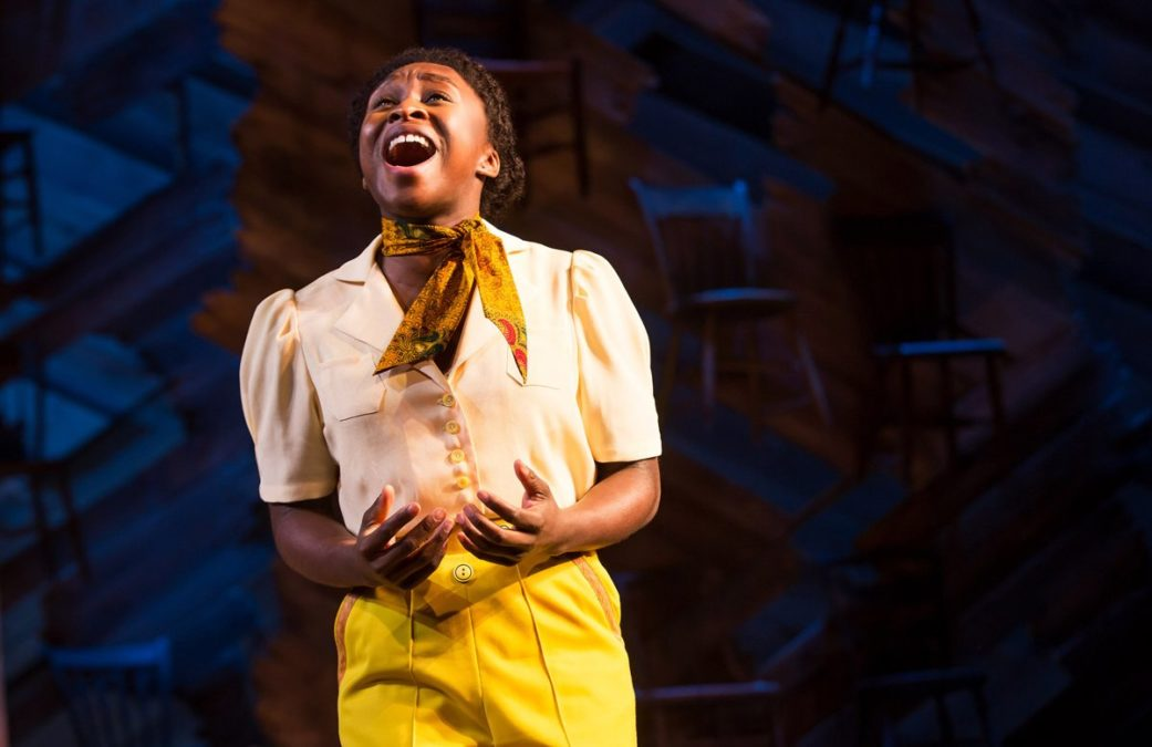 Show Photos - The Color Purple - Cynthia Erivo - Photo: Matthew Murphy