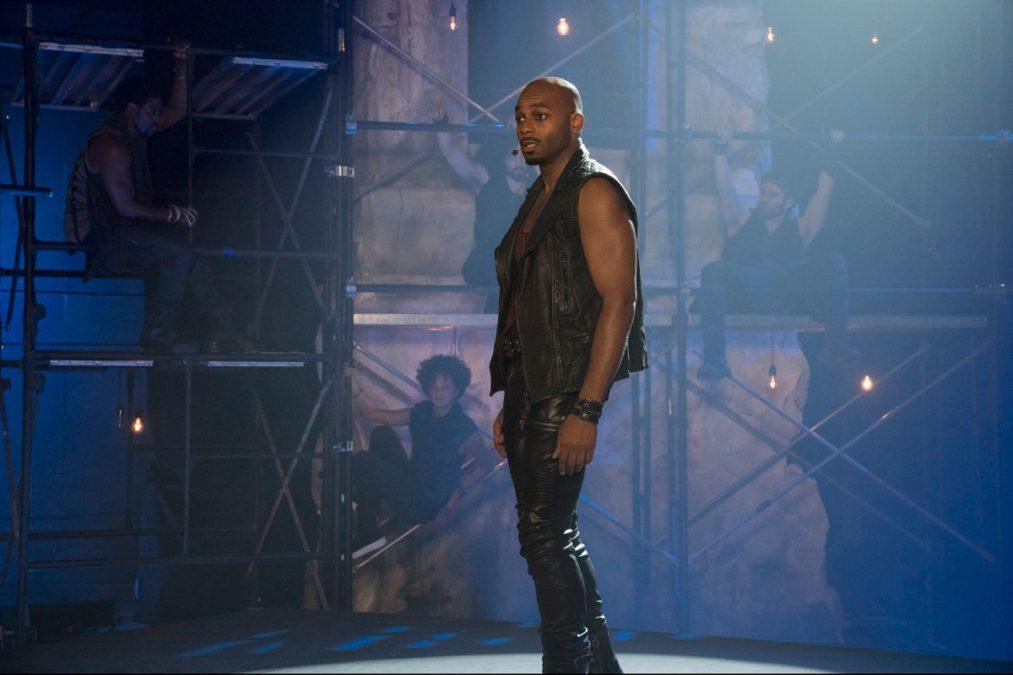 Brandon Victor Dixon - Jesus Christ Superstar Live in Concert - NBC - 03/2018 - Virginia Sherwood/NBC
