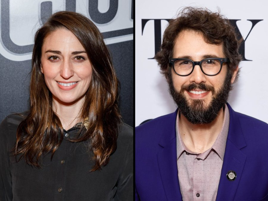 Sara Bareilles and Josh Groban - 4/18 - Emilio Madrid-Kuser