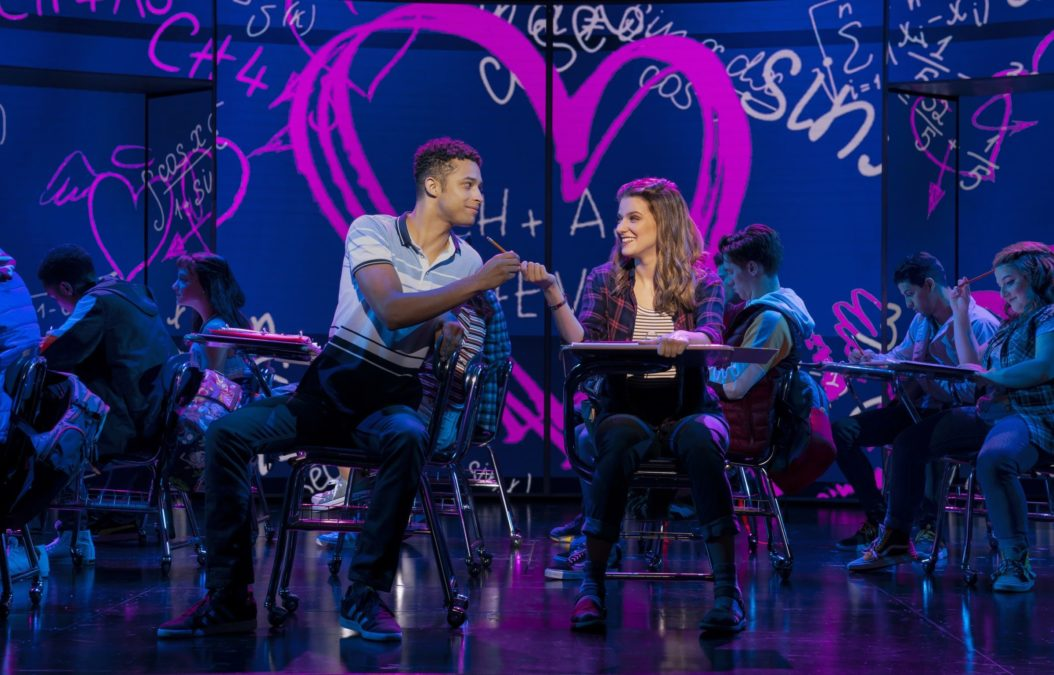 Mean Girls Production Photo