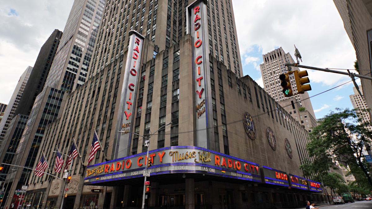 Radio City Music Hall - 6/20 - Cindy Ord/Getty Images