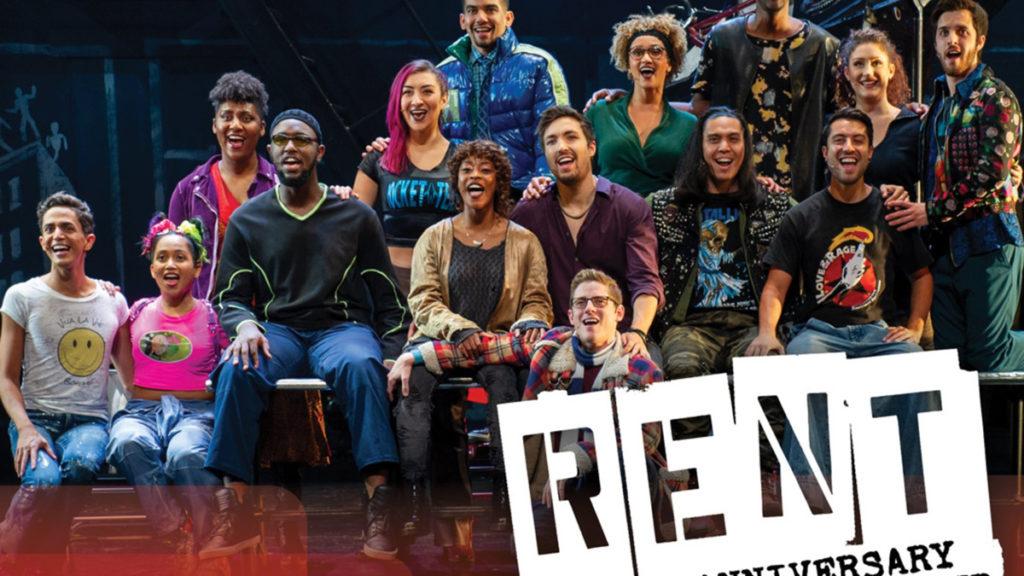Broadway Profiles Show Spotlight - 5/21 - Rent