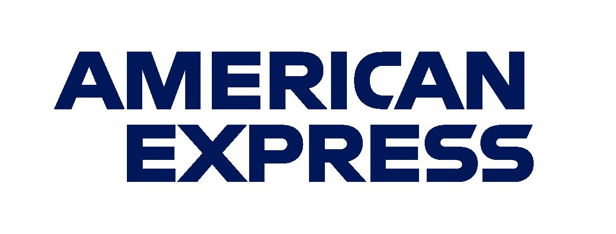 American Express Blue Logo